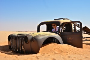 1940 Maple Leaf Chevrolet, Sudan Liberation Force