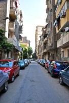 Shubra side street