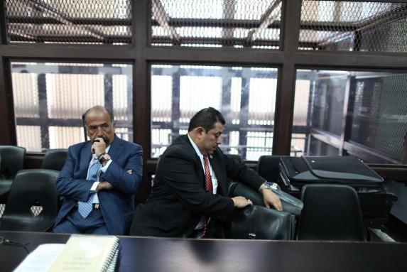 Los abogados, antes de que Ríos Montt llegara.