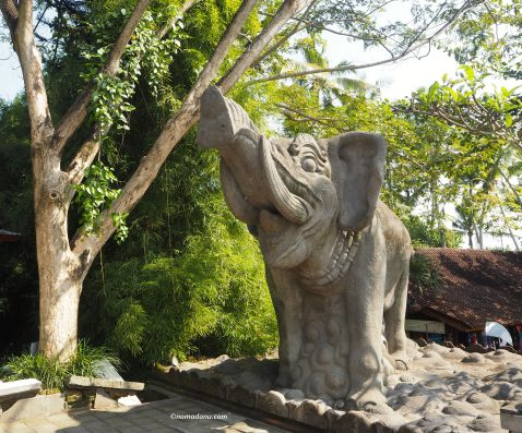 The Elephant Cave Bali
