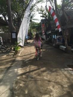 Bike-ing around