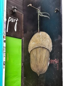 Reykjavik Street Art by Sara Riel