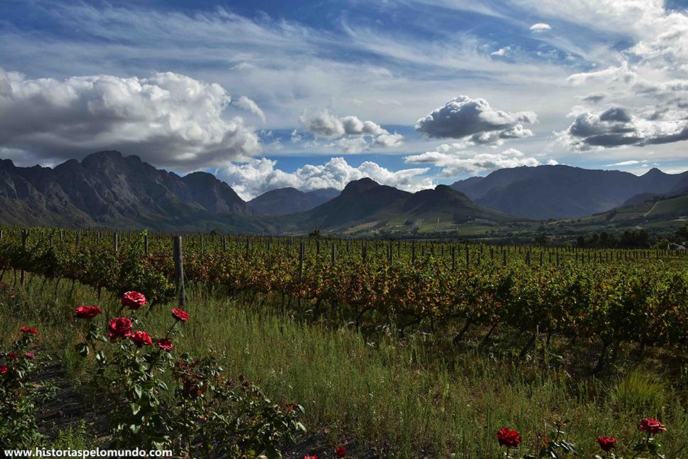06 Franschhoek e região dos vinhos