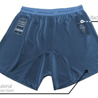 ScotteVest Travel Boxers 2.0