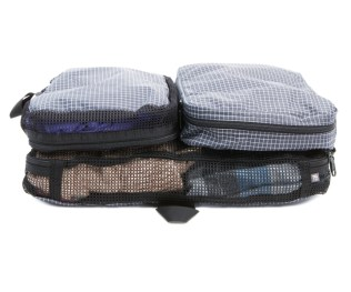 Western Flyer Packing Cubes: One Large, one Small, one Small (All Fabric)