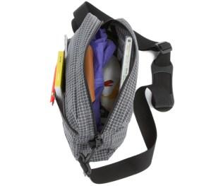 Packing Cube Shoulder Bag: Top