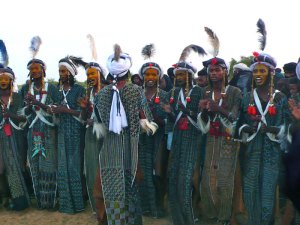 To the Wodaabe Gerewol