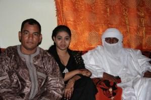 Wedding of Assadek