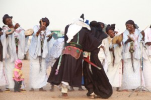 Gani dancers from Ingal