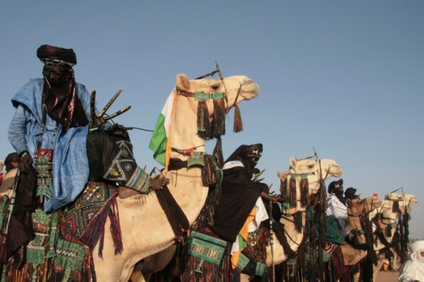 About the Tuareg
