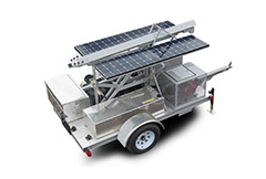 Tactical Surveillance Trailer