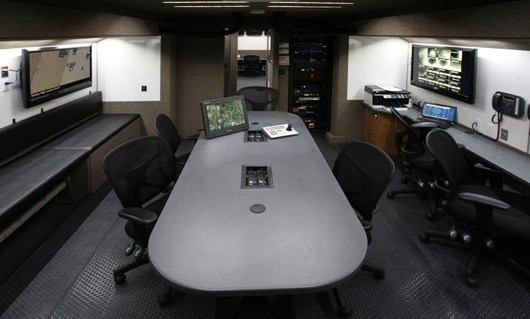 Mobile Communications Room