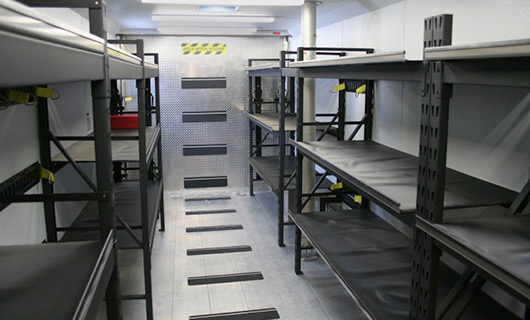 Rifle Hazmat Storage