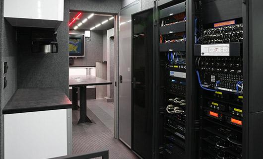 Vehicle Server Racks