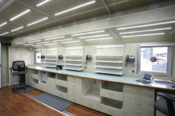 Mobile Pharmacy Window