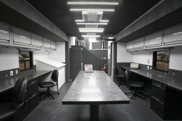 Trailer Meeting Area