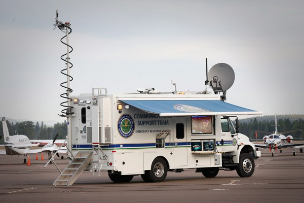 Emergency Communications Vehicle