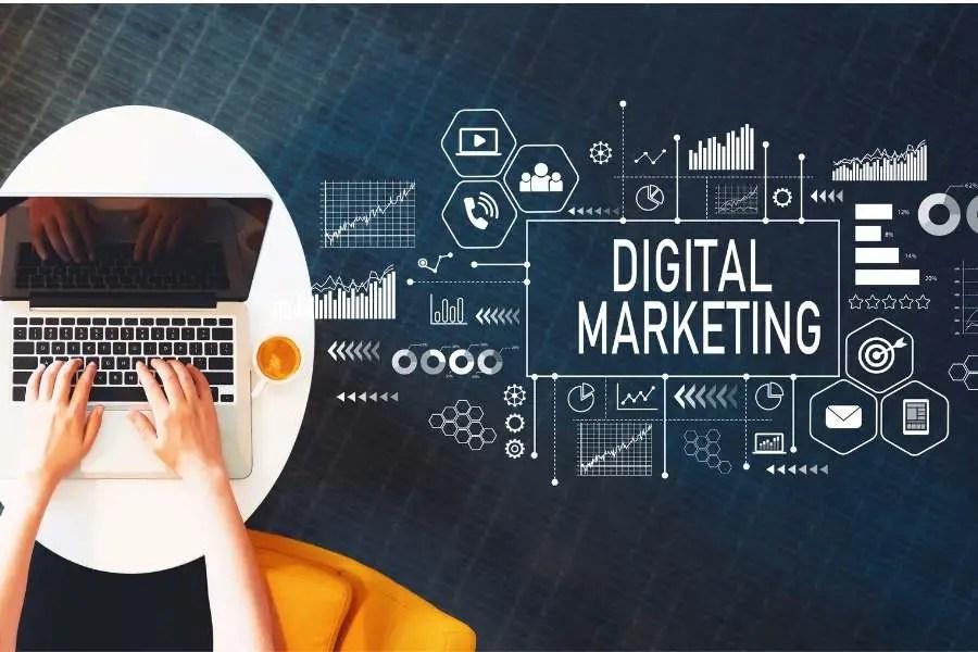 Remote work skills - marketing