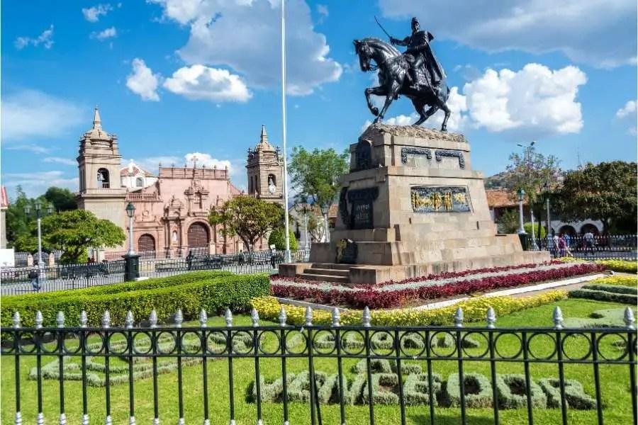 Ayacucho Bolivia