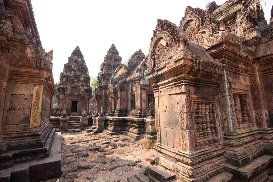 Bantaey Srei Cambodia