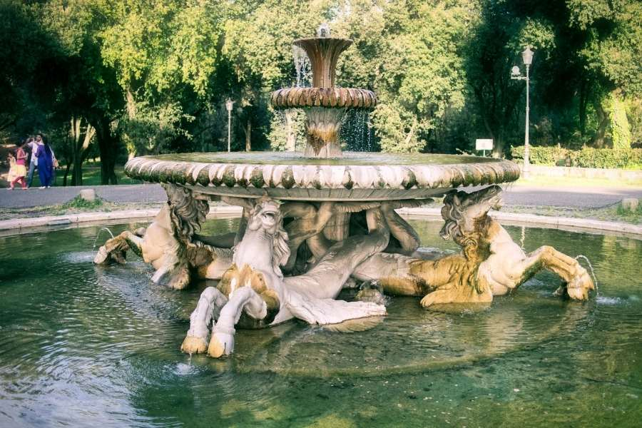 Places To Visit In Rome - Borghese Gardens rome
