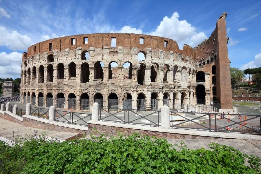 Places To Visit In Rome - Colosseum rome