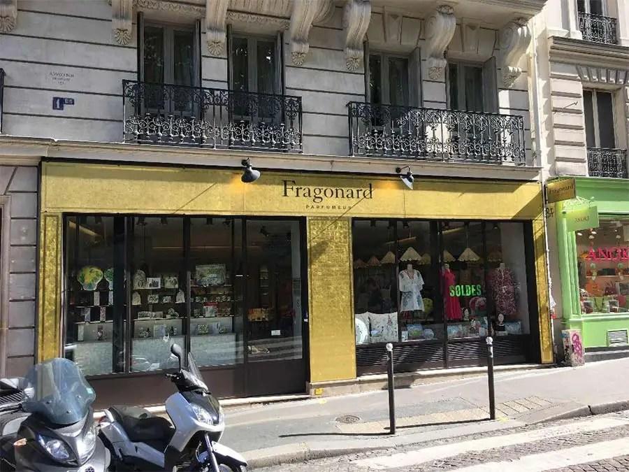 Fragonard Boutique Montmartre