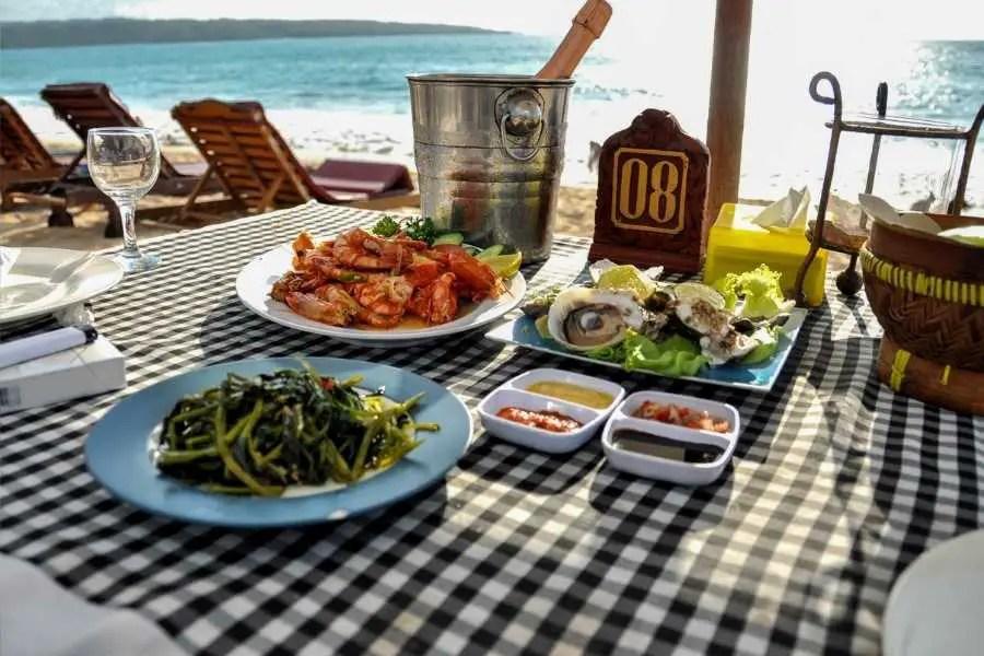 Jimbaran Beach Bali