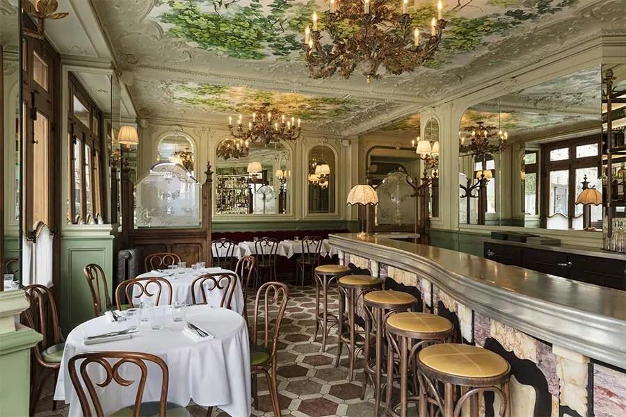Le Chardenoux restaurant Paris