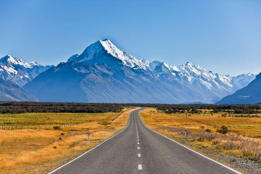 New Zealand Road Trip on A Budget