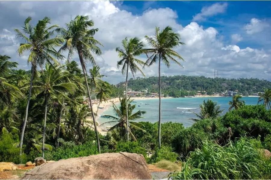7 Things I Love About Sri Lanka - Unawatuna beach Sri Lanka