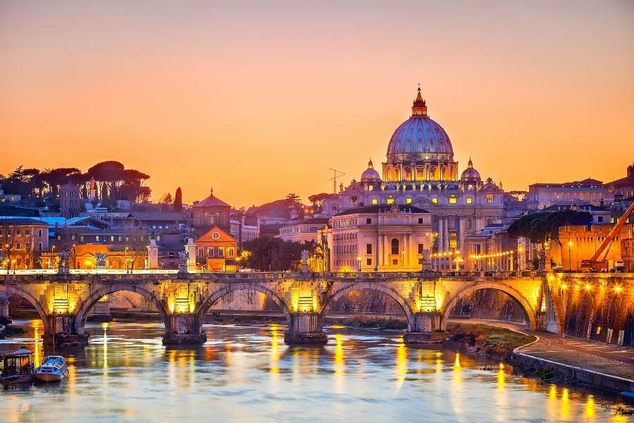 Places To Visit In Rome - Vatican City