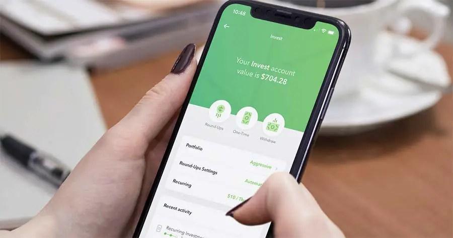 best money saving apps - Acorns