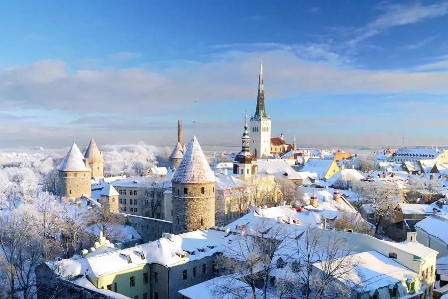 Estonia Digital Nomad