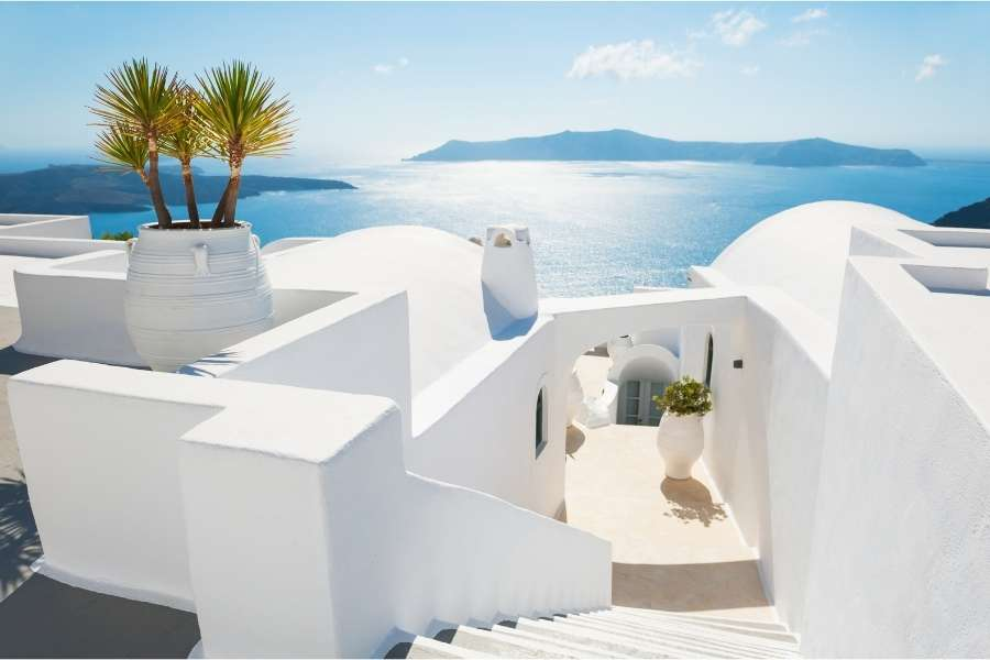 Warmest Year-Round Destinations - Greek Islands