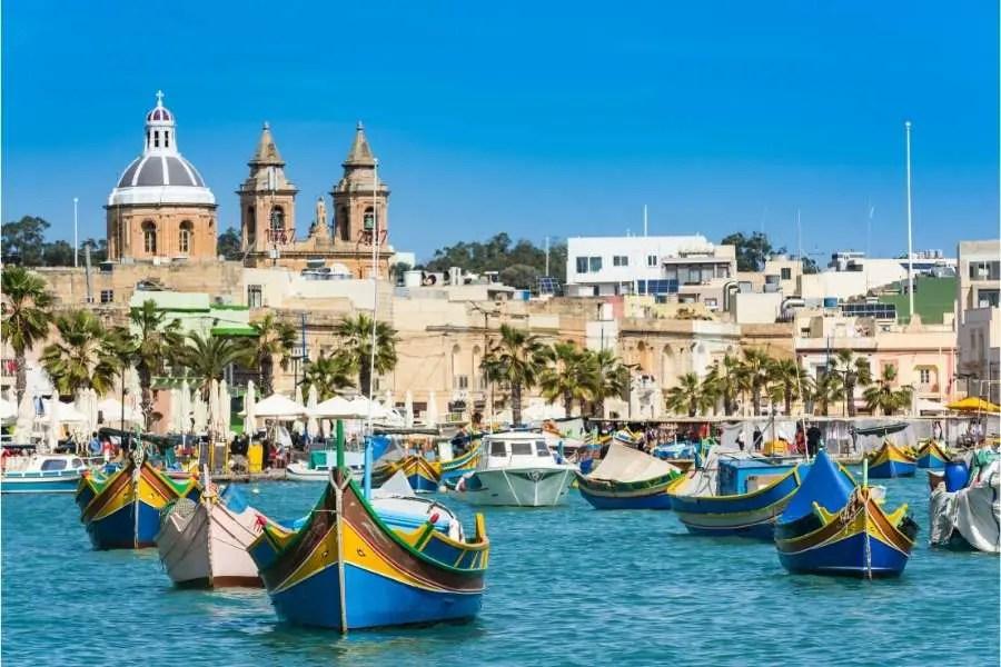 Warmest Year-Round Destinations - Malta