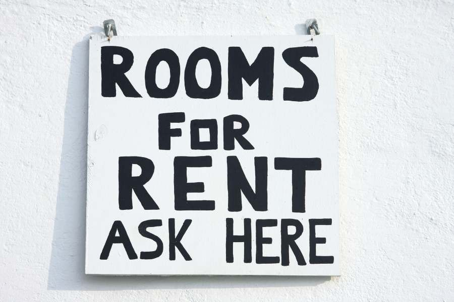 Raise funds for travelling -  Rent Out a Room