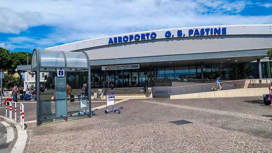 Cheapskate Guide To Rome - ciampino airport