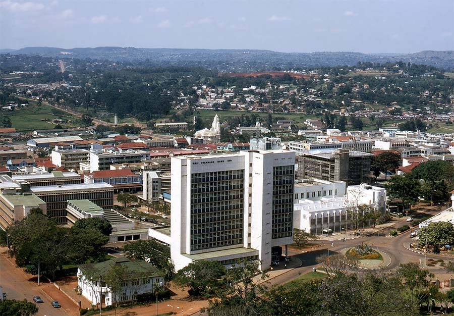Top 7 Cities For Digital Nomads In Africa - Kampala, Uganda