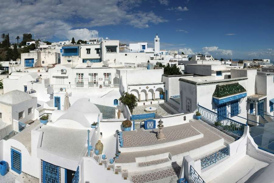 Top 7 Cities For Digital Nomads In Africa - Tunis, Tunisia