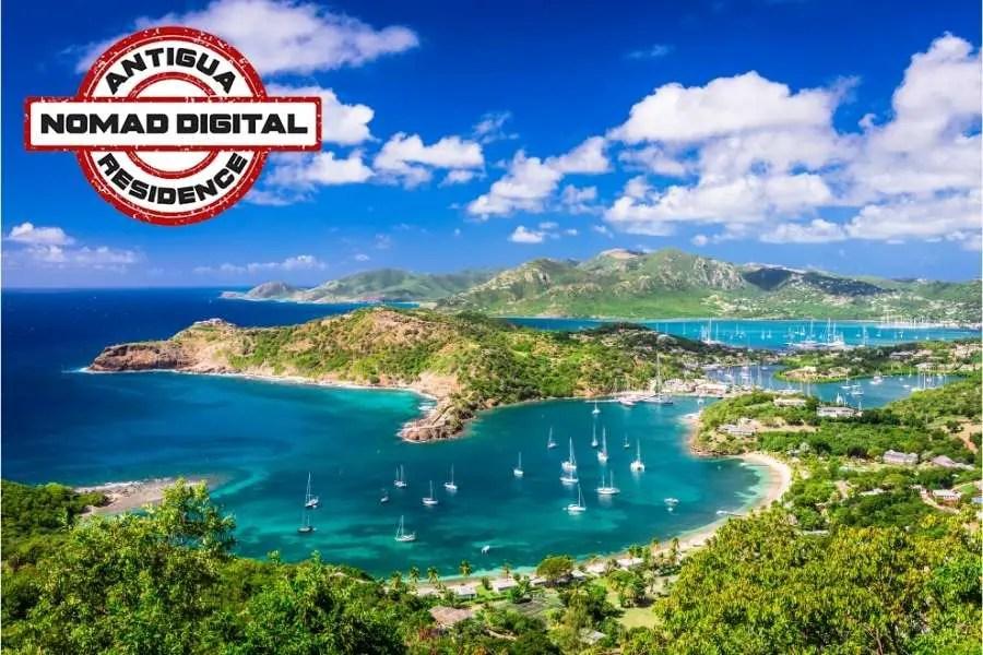 Antigua Nomad Digital Residence - Digital Nomad Visa For Remote Working