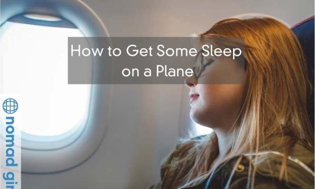 7 Tips on How to Get Some Sleep on a Plane – Arrive Rested