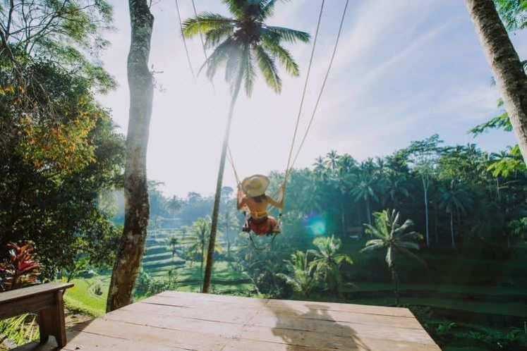 Destinații închise pentru turiști Bali