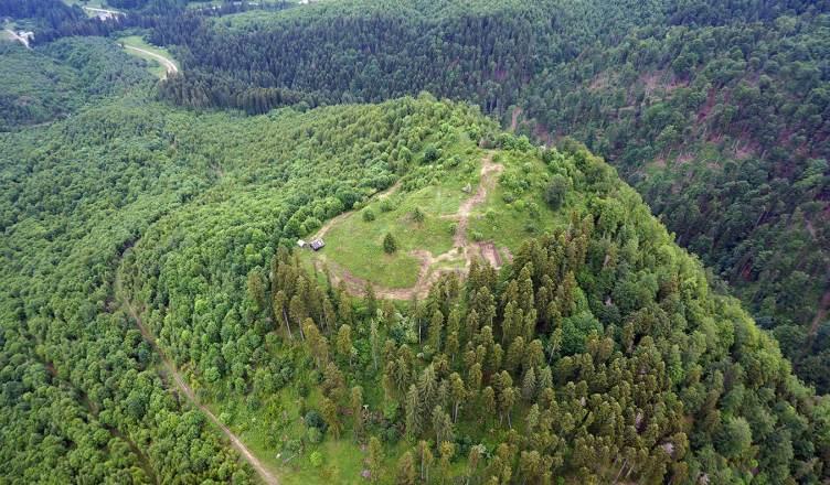 Cetatea Zânelor din Covasna