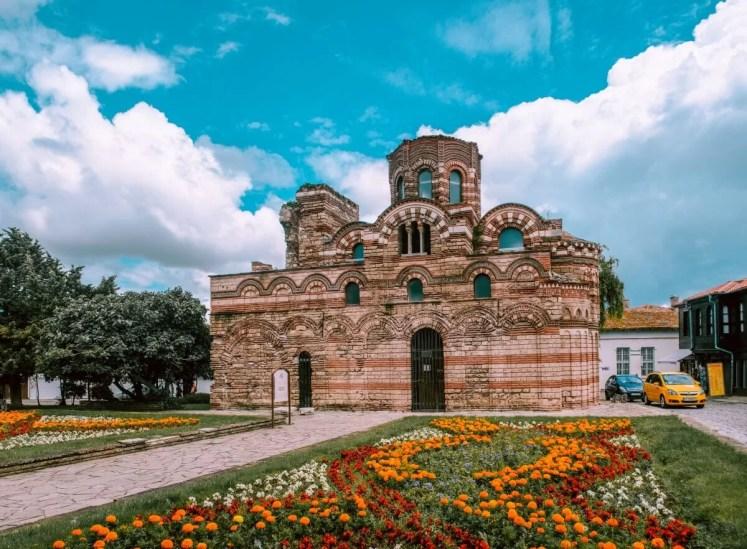 biserici nessebar old town