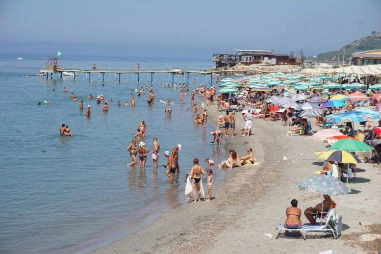 plaja in durres albania