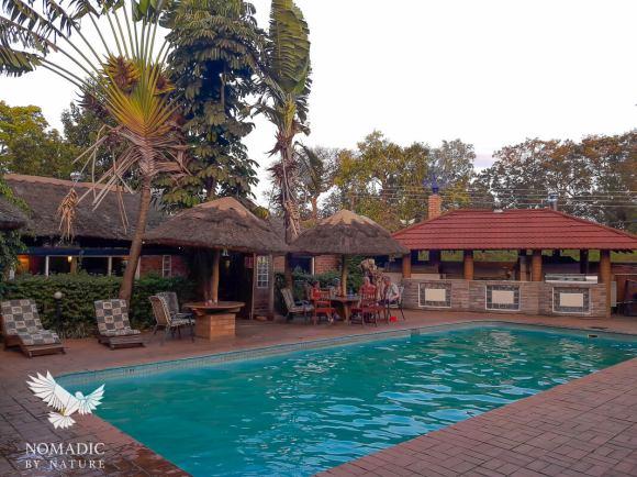 116 Day 178-187 Korea Lodge, Lilongwe, Malawi