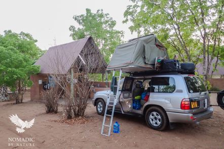 128, Day 228, Senyati Camp, Kasane, Botswana