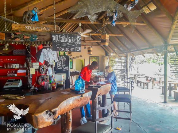 133, Day 234, Okavango River Lodge, Maun, Botswana
