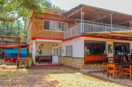 15 Days 20-23, The Mamba Club, Kigali, Rwanda